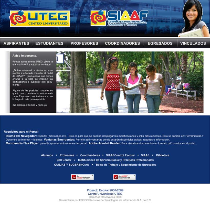 Diseño de Site 3