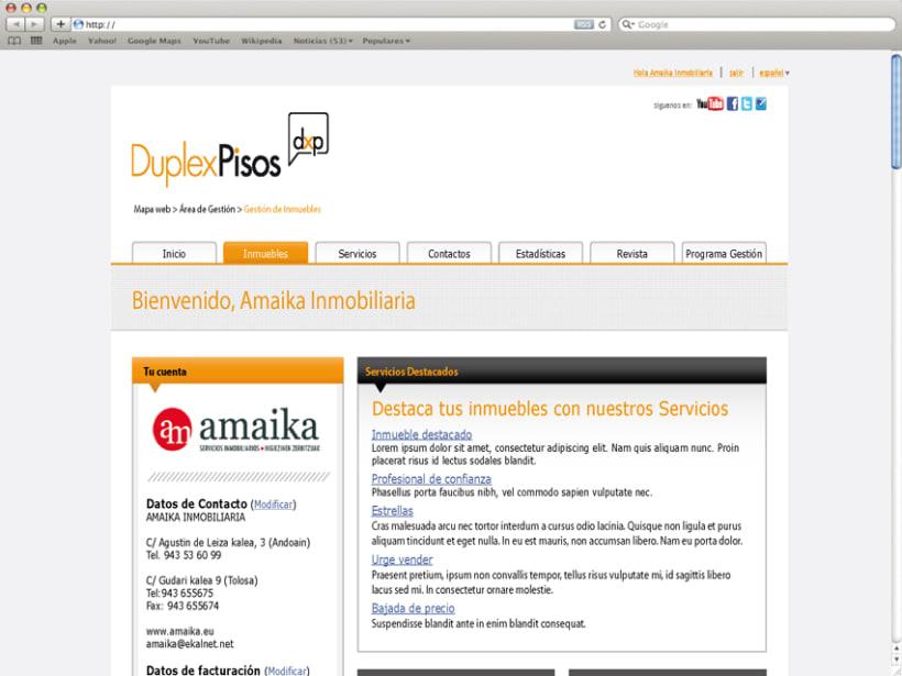 Duplex Pisos 6