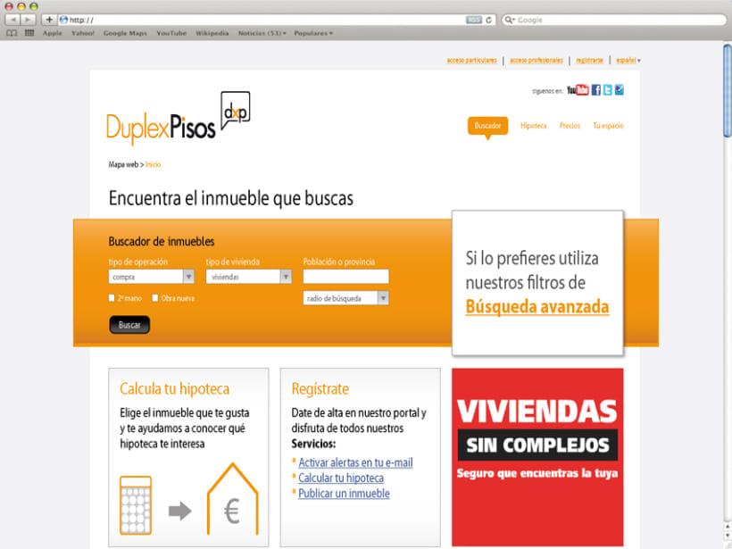 Duplex Pisos 4