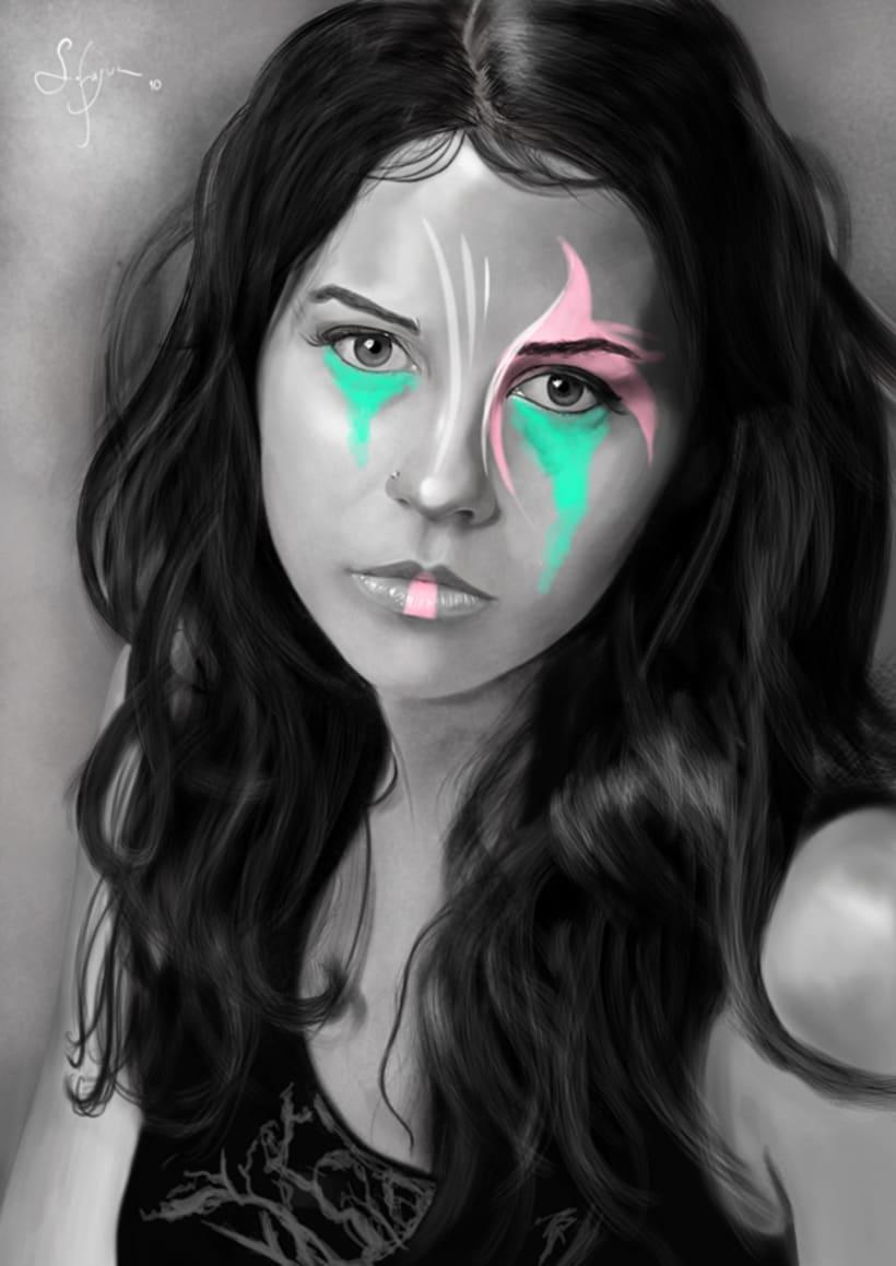 Green tears  1