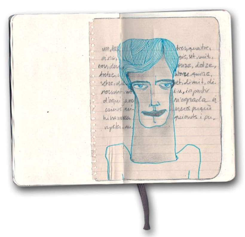 Diary Art 8
