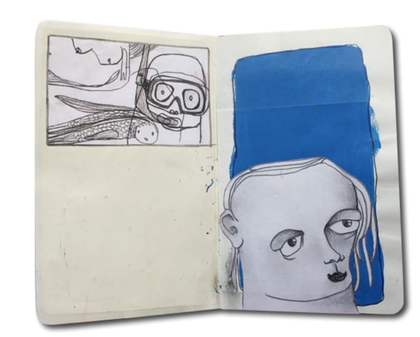 Diary Art 5