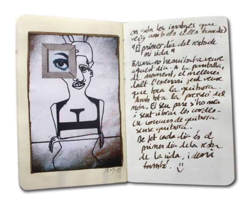 Diary Art 3