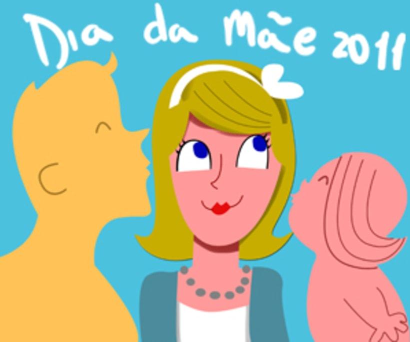 Ilustracion Dia de la Madre 1