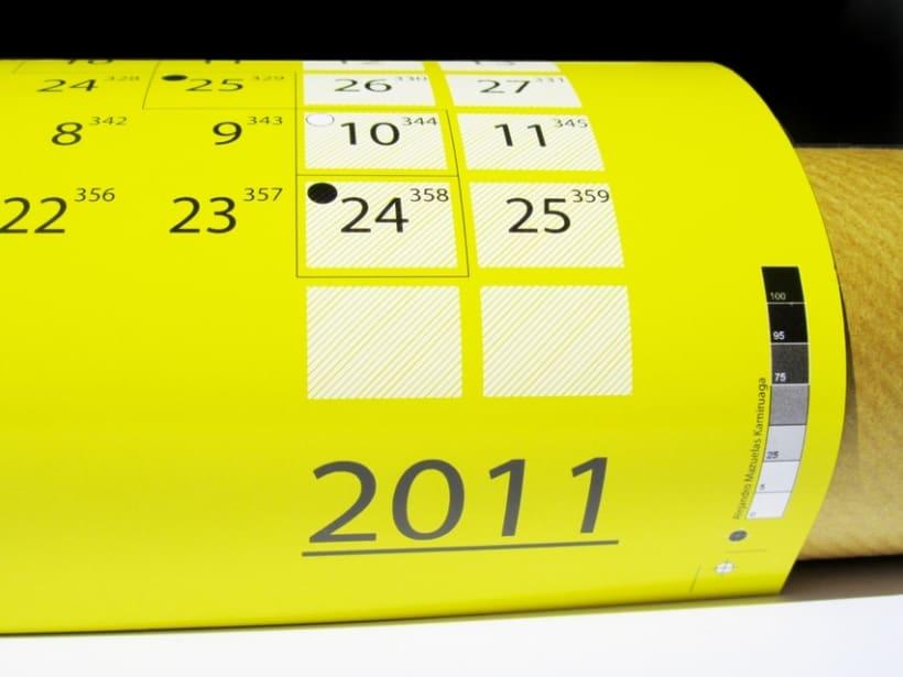 Calendario 2011 8