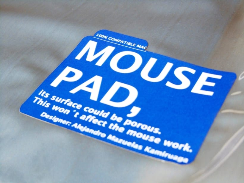 MOUSE PAD MAC 3