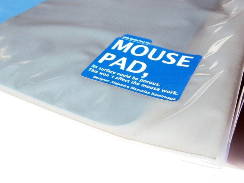 MOUSE PAD MAC 2