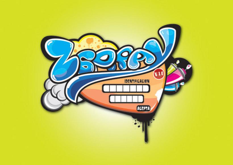 Zspray (Diseño interfaz software) 1