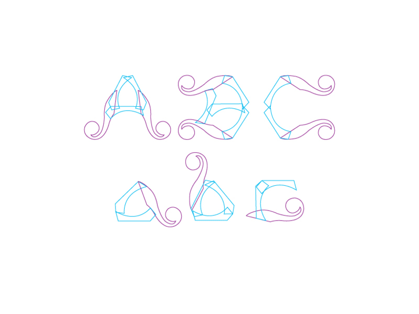 Tipografía Ananas 3