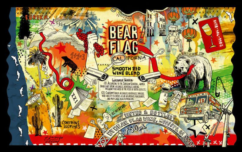 Bear Flag Wines 5