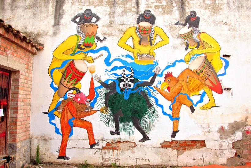 Mural Adenex 3