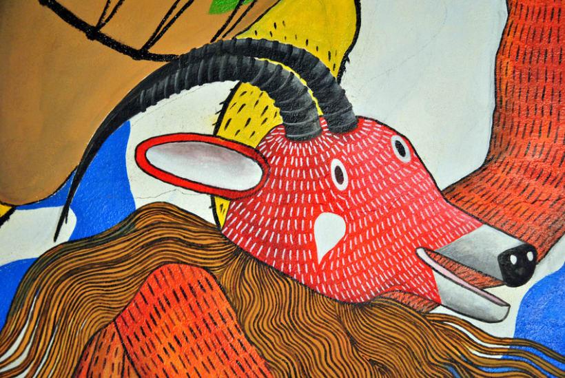 Mural Adenex 2
