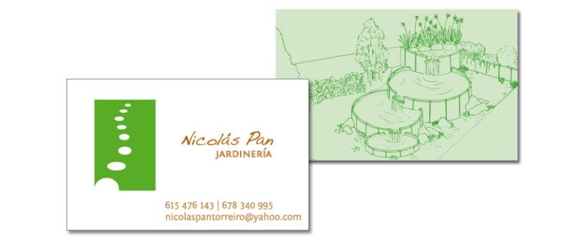 Nicolás Pan Jardinería 2