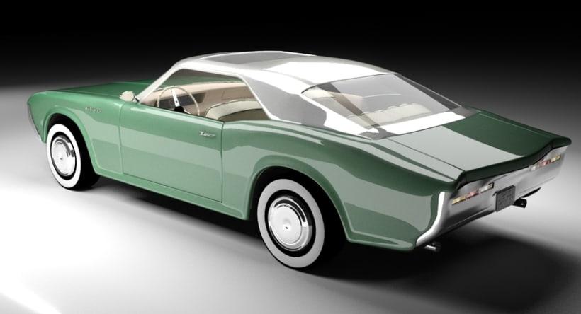 Buick Ribiera 8