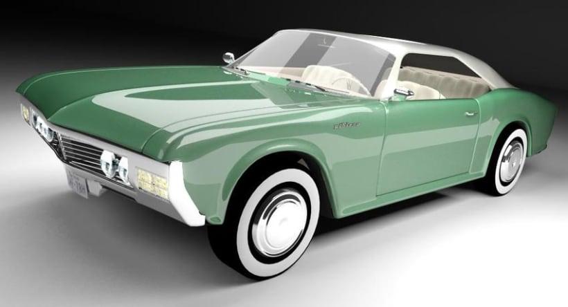 Buick Ribiera 6