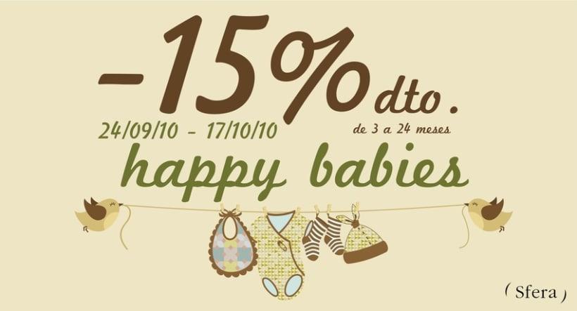 Promo *Happy Babies* 3