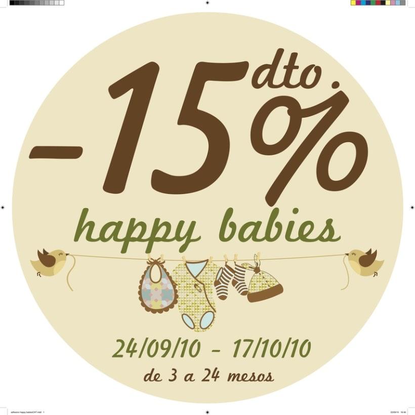 Promo *Happy Babies* 2