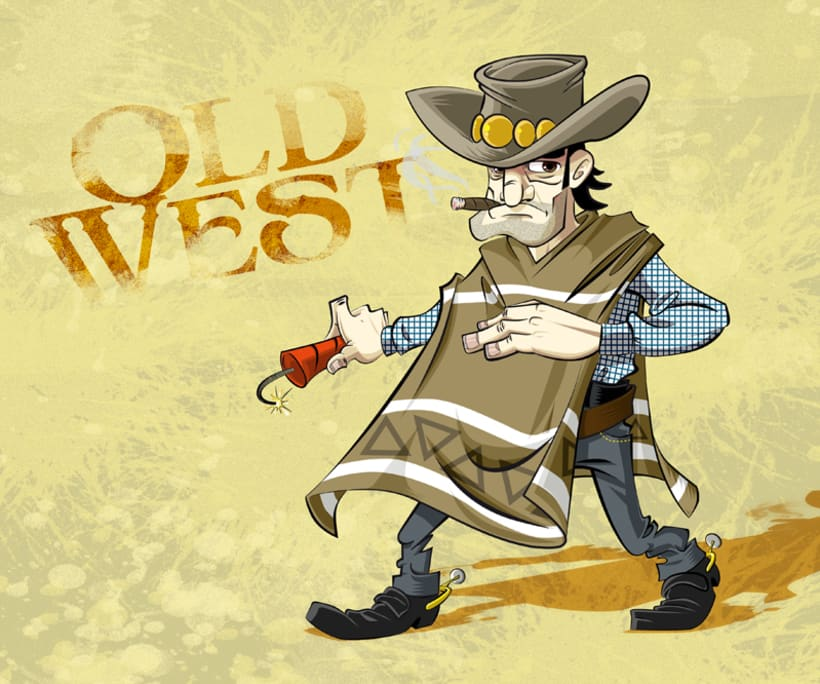 Old West 10