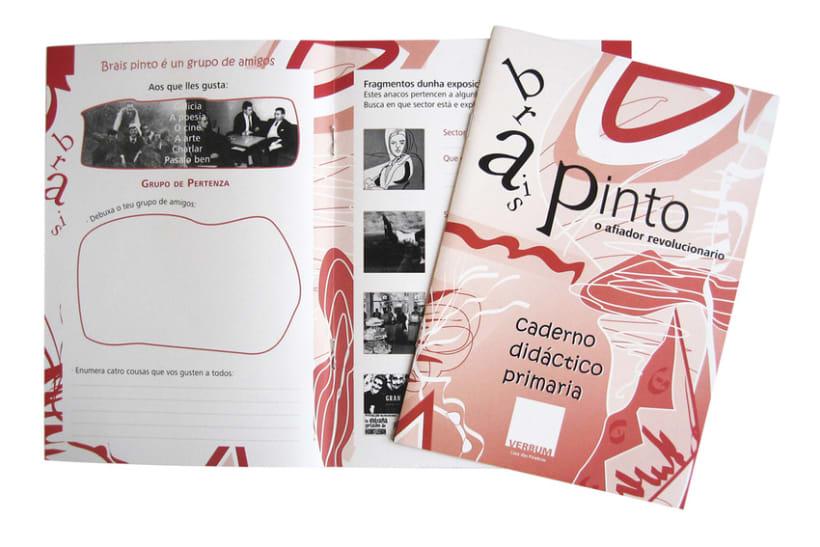 Exposición: Bráis Pinto 3