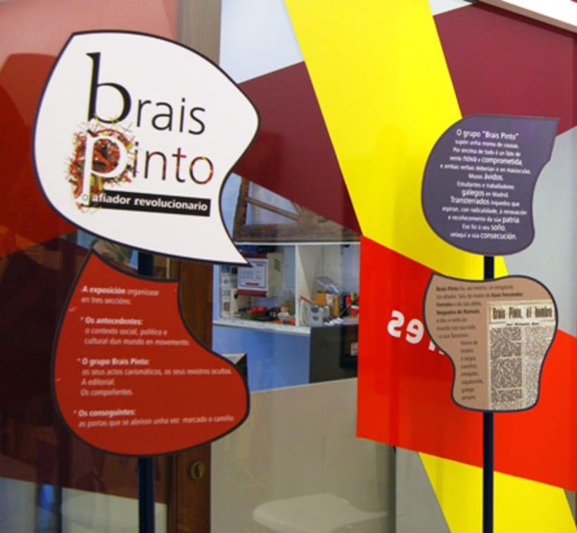 Exposición: Bráis Pinto 2