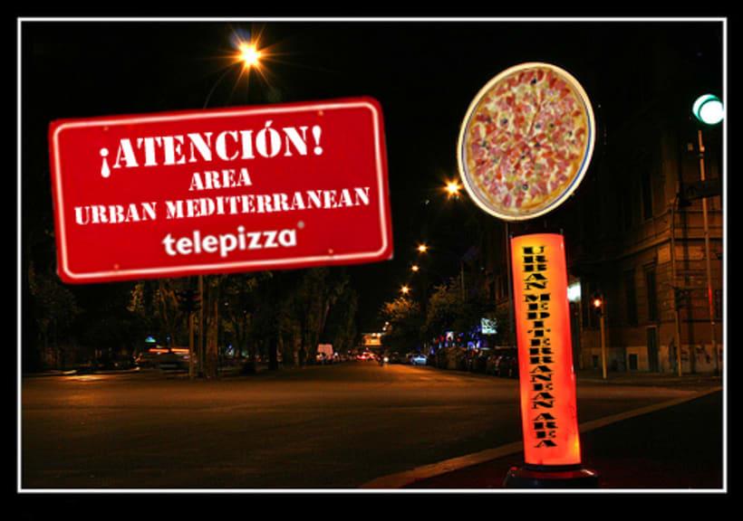 Campaña para Telepizza 4