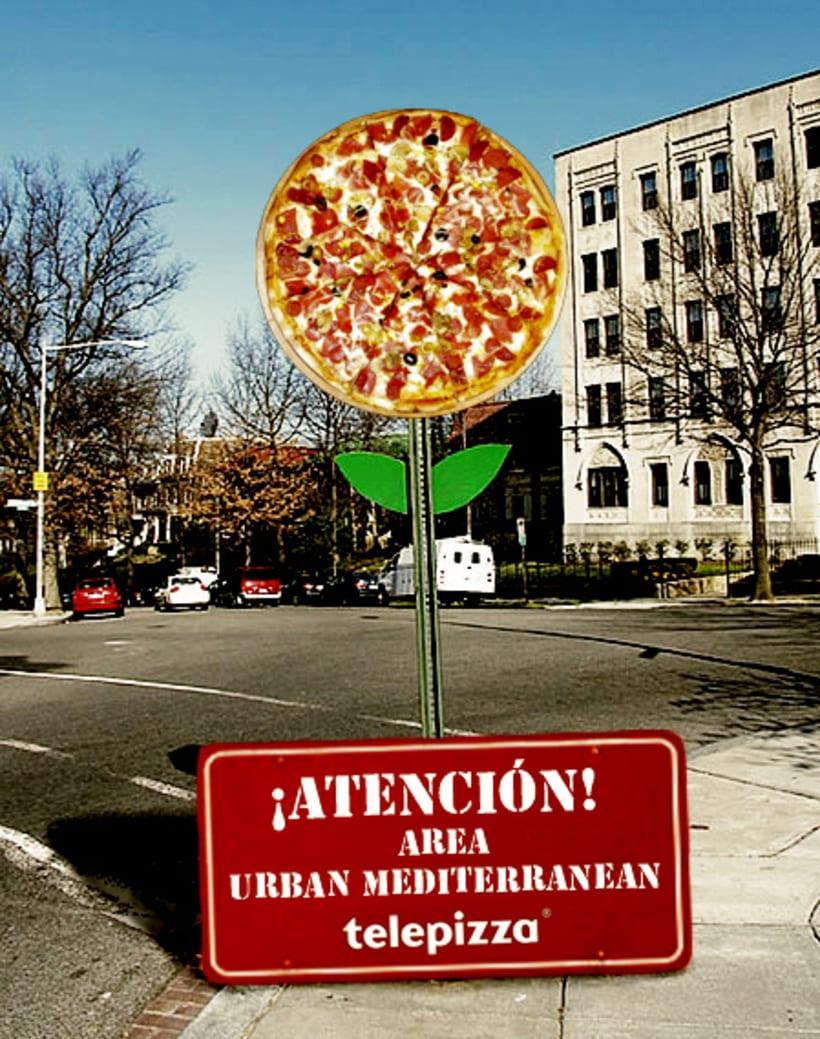 Campaña para Telepizza 5