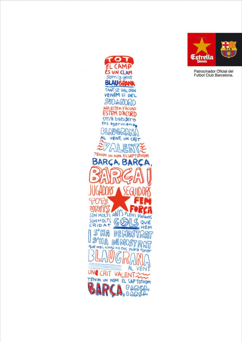 Estrella Damm patrocinio equipos de futbol 1