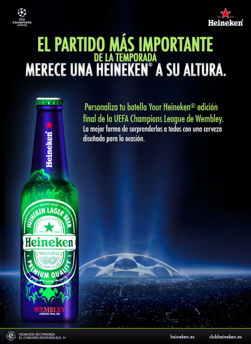 Hot Site Heineken 1
