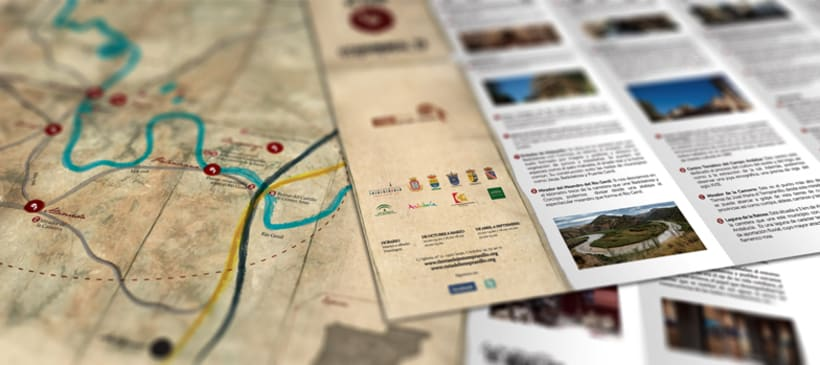 Papelería turística para Ruta del Tempranillo 5