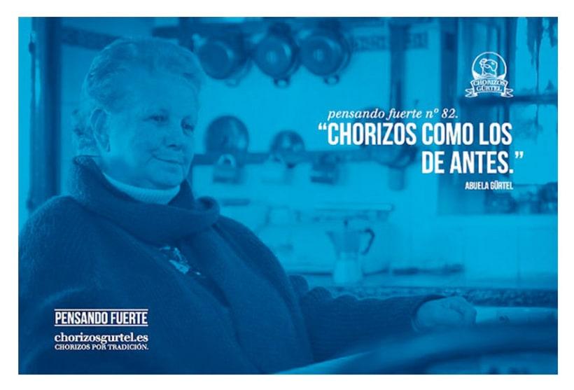 Campaña Chorizos Gürtel 9