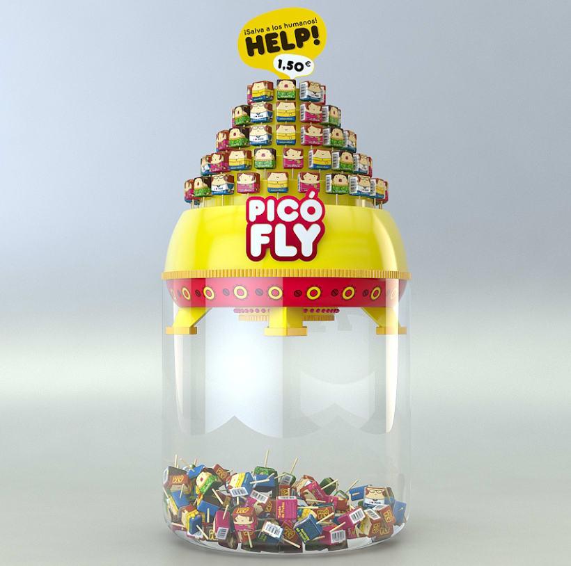 Picofly - El turron con palo 9