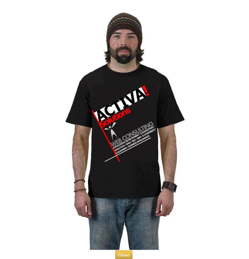 Activa! T-Shirt 2