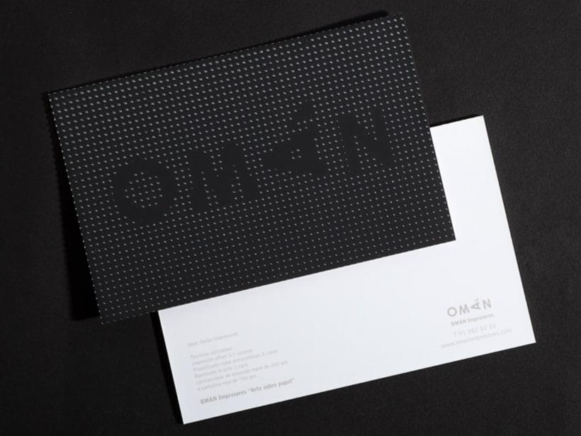 Postal en Braille 2
