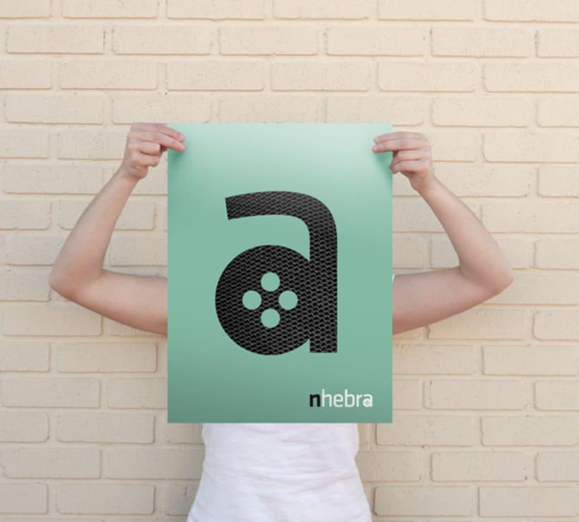 nhebra. Branding 15