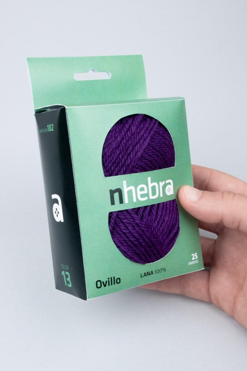 nhebra. Branding 5
