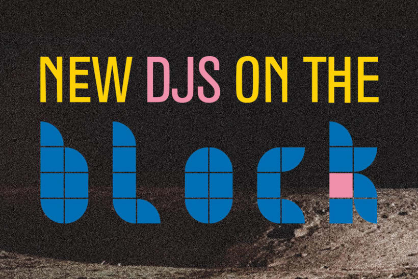New Djs On the Bolck 2