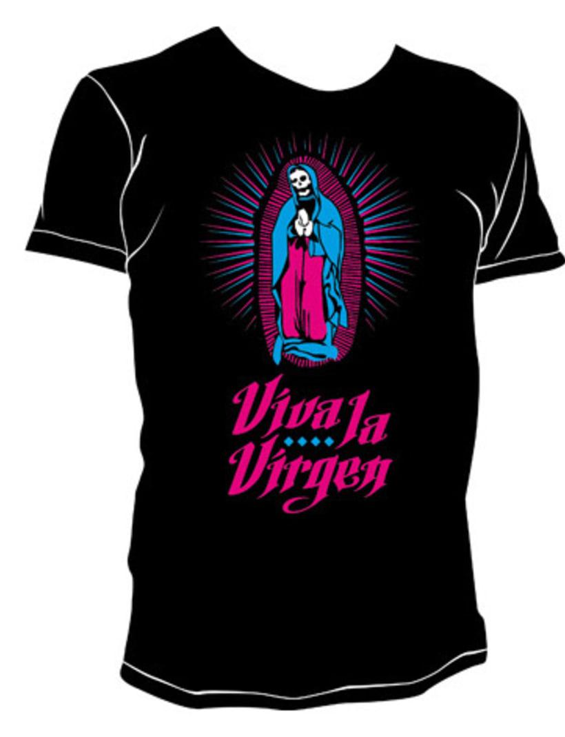 Viva la Virgen 1