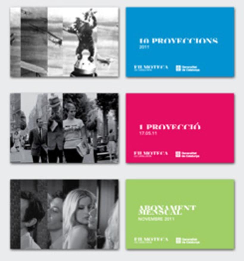 Identidad Corporativa La Filmoteca 8