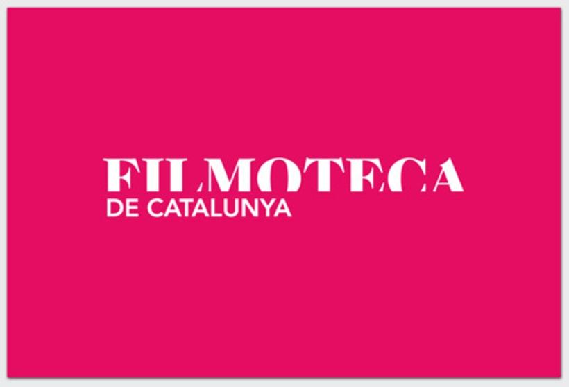 Identidad Corporativa La Filmoteca 3