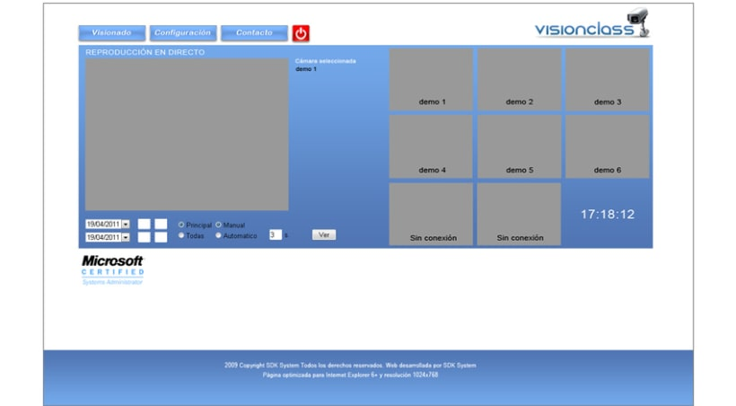 VisionClass 8