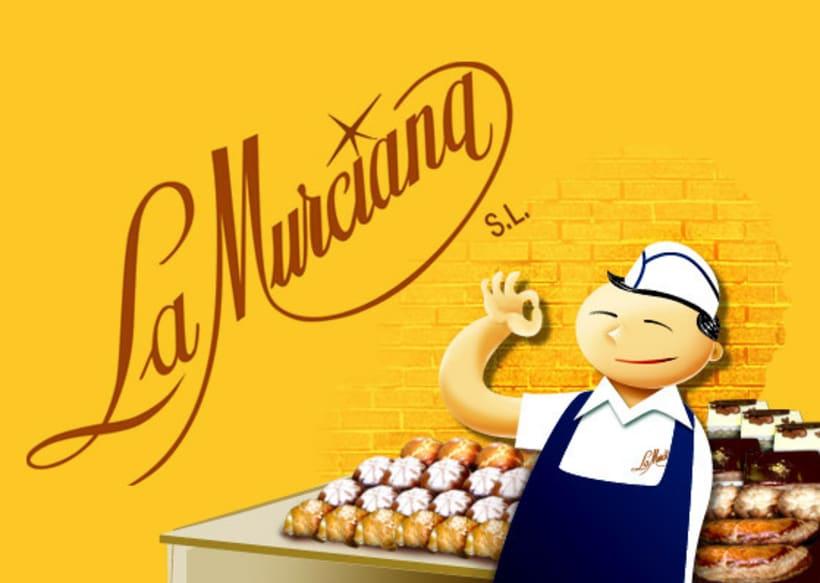 ilustraciones para La Murciana 1