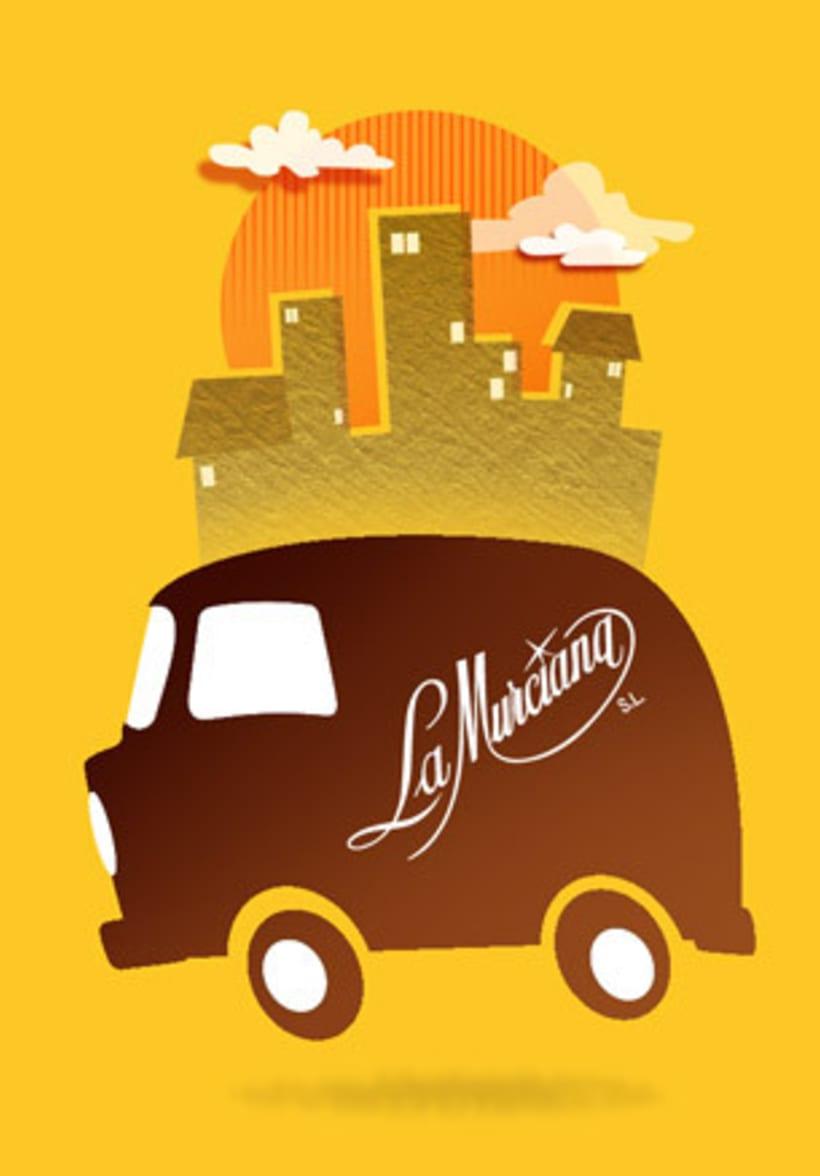 ilustraciones para La Murciana 3