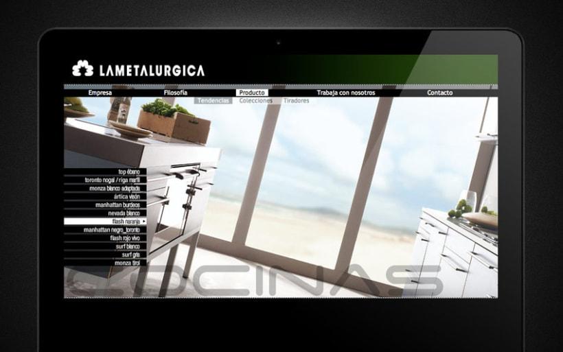 Web La Metalurgica 2