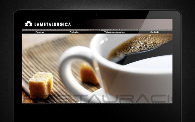 Web La Metalurgica 3