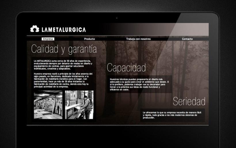 Web La Metalurgica 4