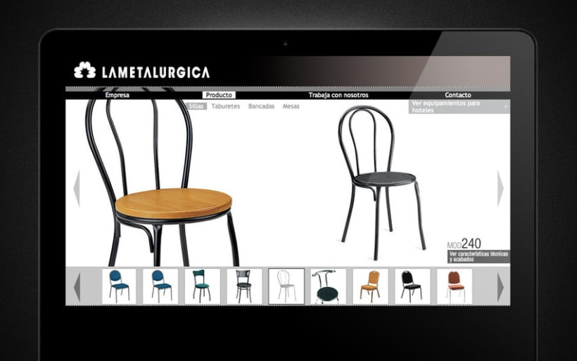 Web La Metalurgica 5