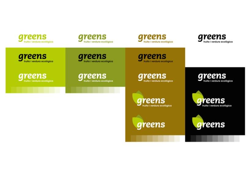Imagen Gráfica de Greens 6