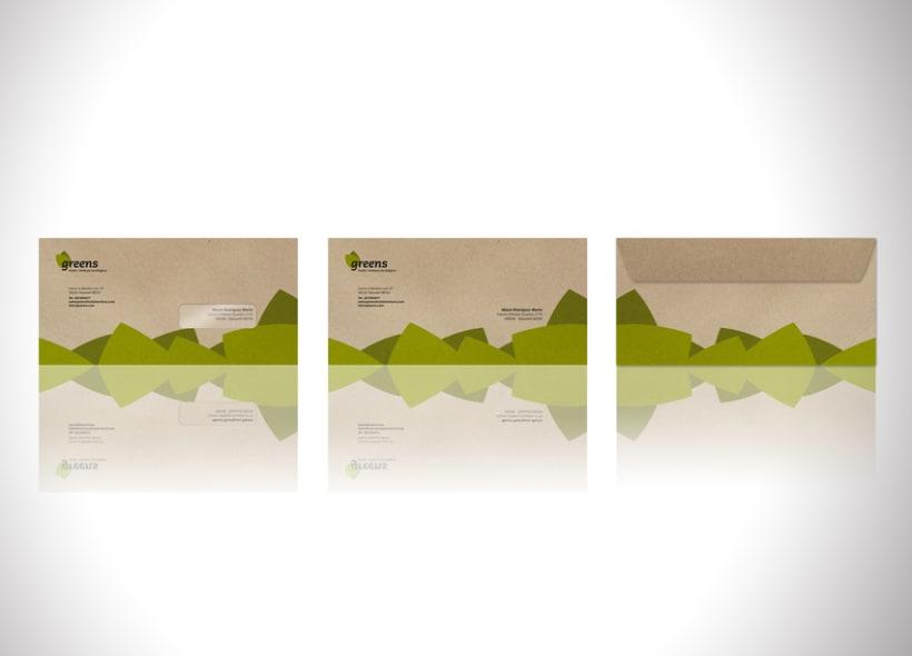 Imagen Gráfica de Greens 16
