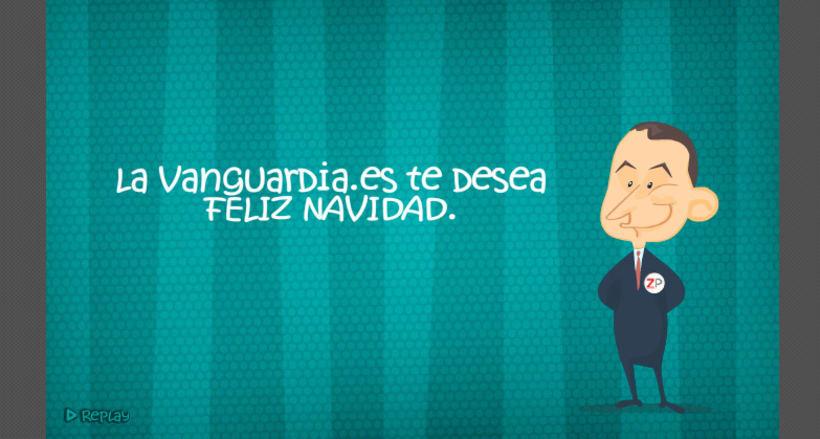 Felicitación La Vanguardia 8