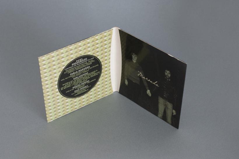 Maronda - CD 3